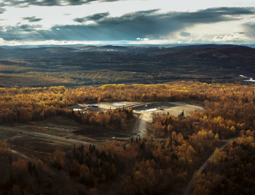 Nouveau Monde Announces Appointment of Joint Financial Advisors for Matawinie Project