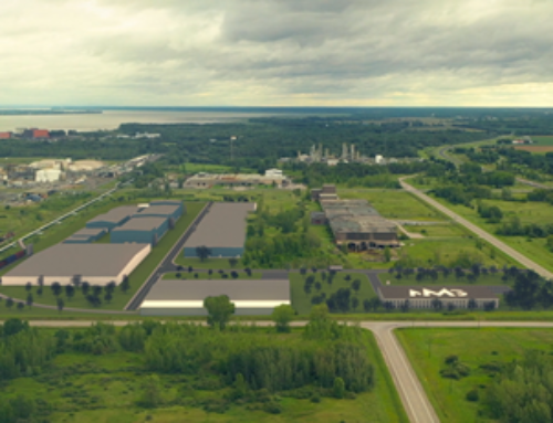 Construction Commenced of Phase 1 Purification Facility for Lithium-Ion Battery Material in Bécancour and the Land for Phase 2 Expansion Is Now Successfully Acquired