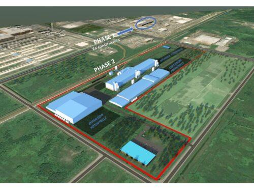 Nouveau Monde annonce la phase 2 de la plus grande production entièrement intégrée de matériel d'anode prévue en Amérique du Nord, soutenue par une forte rentabilité et la carboneutralité