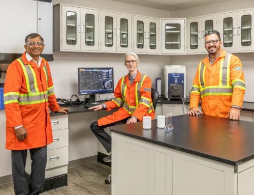 Nouveau Monde met en service un laboratoire ultramoderne pour faire progresser sa R&D exclusive sur les technologies de batterie et embauche de nouveaux scientifiques de haut niveau